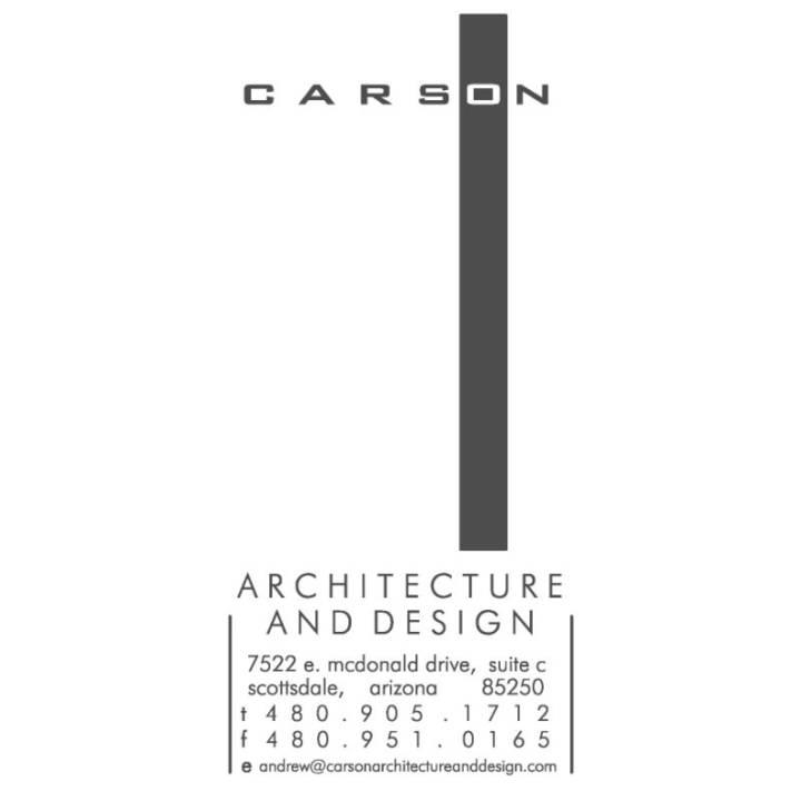 Carson Architecture and Design